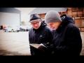 Musikvideodreh mit Desperate Sons