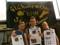 Schülerzeitungsworkshop im Schullandheim Heubach