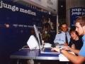 unser Stand auf der Buchmesse Leipzig