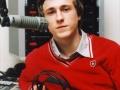 unsere ehemaliges Vorstandsmitglied Robert vom Radio