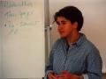 Referentin Ines Klein beim Interviewtraining