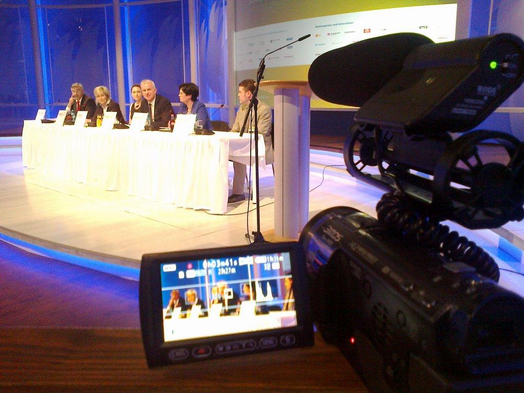 Diskussion zu Jugendmedien beim Medientreffpunkt Mitteldeutschland im Mai 2013 in Leipzig