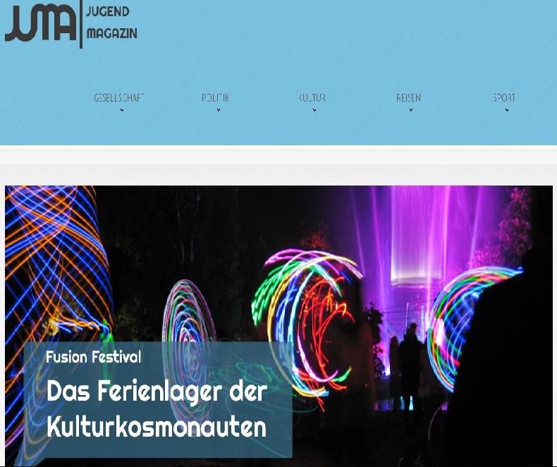 JuMa auf jumajuma.de im neuen Design und mit neuer Struktur nach ersten Testphase 2013. Das neue Jahr 2014 ist und wird auch für JuMa magisch...